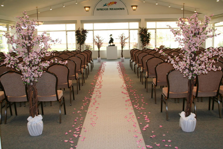 Aisle runners 101 options ideas suppliers for Aisle decoration