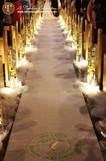 Bride Ca Aisle Runners 101 Options Ideas Suppliers In Canada