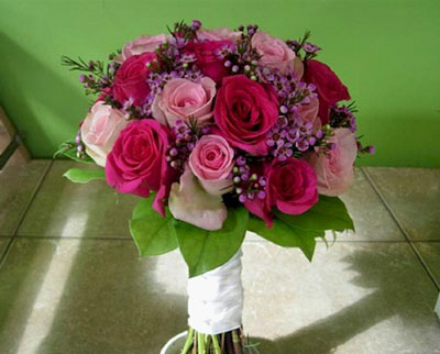 rose flowers bouquet. Rose bouquet by Florist La