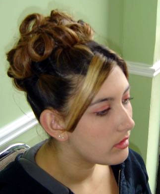 Classic Bridal Updo 4. Hair & Spa in Motion, Toronto