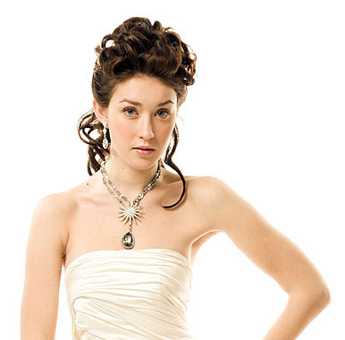 hairstyles for the bride. The classic ridal hairstyles