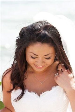 Half-Up bridal hairstyle by ML Makeup Artistry.jpg in Vancouver