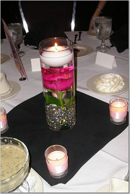 Wedding Decorations Wholesale on Bride Ca   Eye Catching Wedding Centerpieces