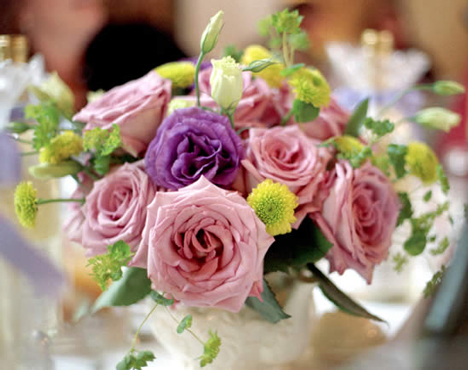 Floral Decorations for Wedding