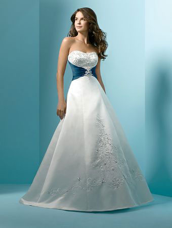 Alfred Angelo 2009 bridal gown 1139