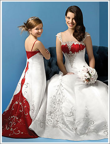 bride.ca | Alfred Angelo 2009: Wedding Gowns for the Bride who ...