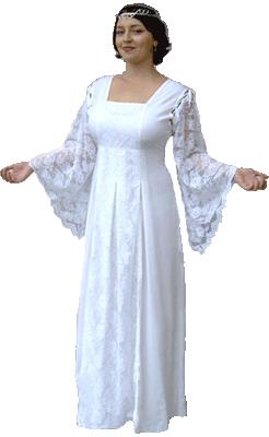 katrina designs celtic wedding dress