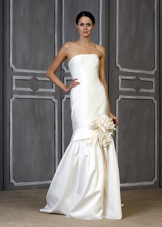 Carolina Herrera wedding dress