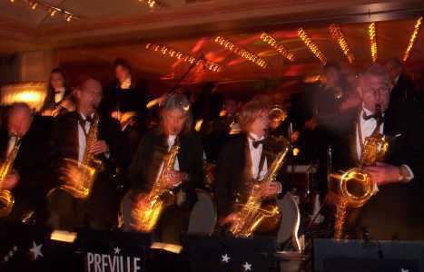 Wedding Music: Preville Big Band, Montreal