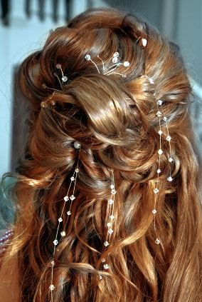 bride.ca | Wedding Hair Trends 2009: Wedding Hairstyle Ideas