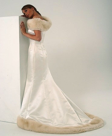 Bride ca winter wedding ideas