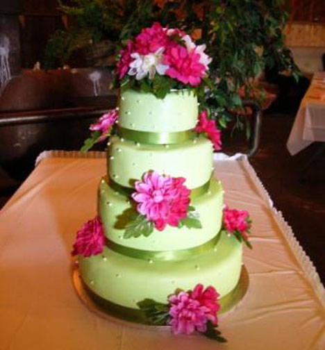 pink and lime green wedding cakes ca market guide wedding cakes in the interior of bc 18551