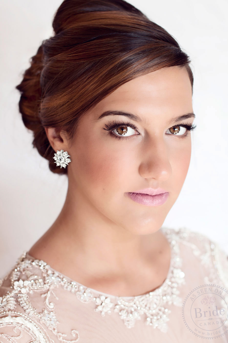bride.ca | beauty: hair & makeup