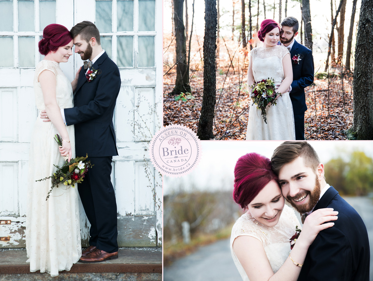 bride.ca | styled shoot: bohemian vintage wedding inspiration