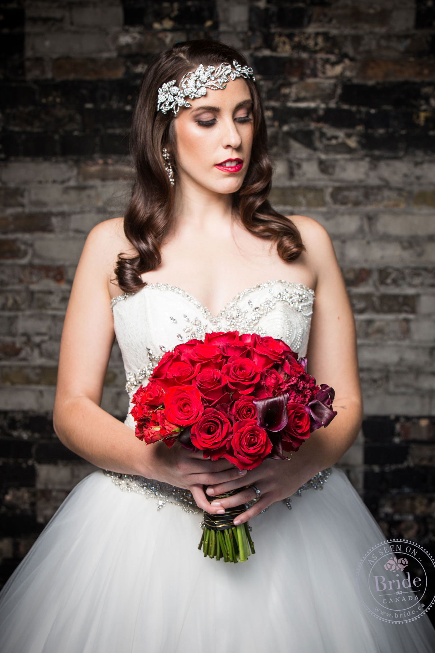bride.ca | styled shoot: warehouse wedding at the burroughes